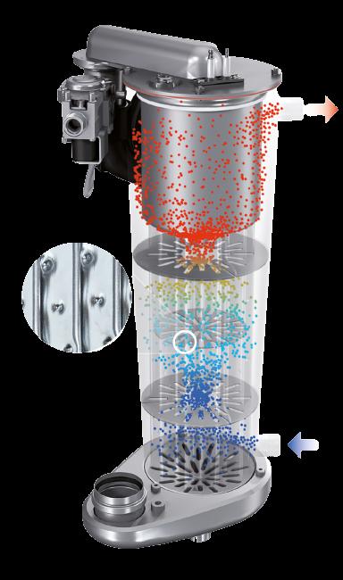 jak działa wymiennik typu fire tube?